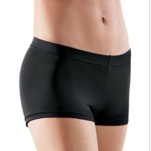 3/$20 Balera Dance Booty Shorts Stretchy Spandex